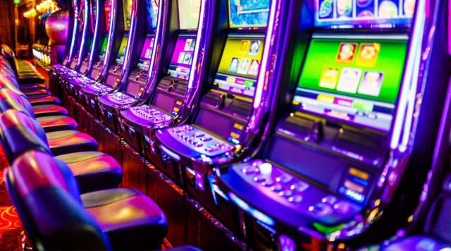 slot gambling agent site