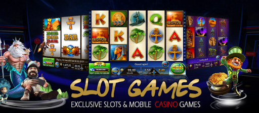 Online slot game website